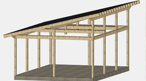Cut My Timber » System Frames