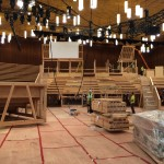 TED Stage Build